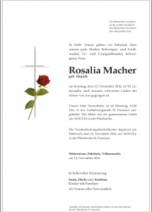 macher-rosalia