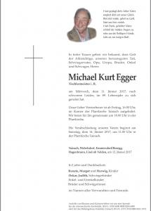 Egger Michael Kurt