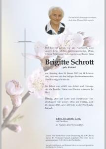 Schrott Brigitte