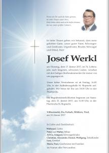 Werkl Josef
