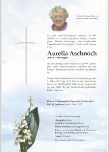 Aschnoch Aurelia