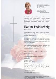 Podritschnig Eveline