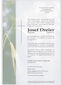 Dreier Josef