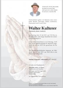 Kulterer Walter