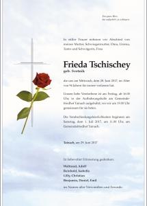 Tschischey Frieda