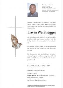 Weißnegger Erwin
