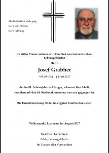 Grabher Josef