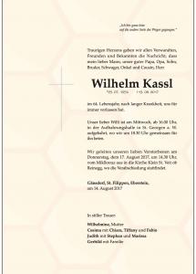 parte Kassl