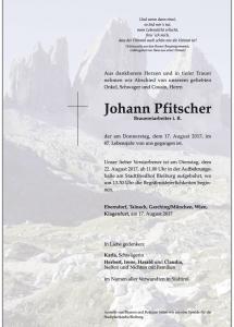 parte Pfitscher Johann