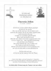 Jellen Theresia
