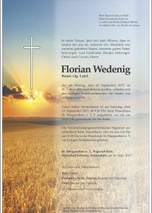 Wedenig Florian