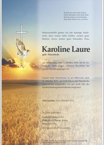Laure Karoline