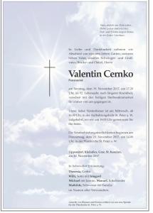 Cernko Valentin