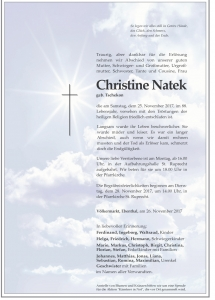 Natek Christine