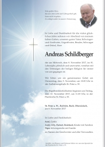 Schildberger Andreas