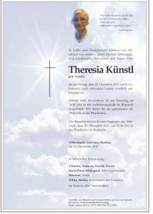 Künstl Theresia