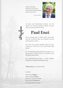 Enzi Paul