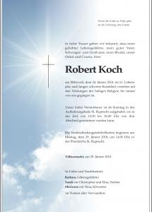Koch Robert