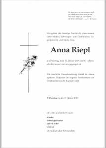 Riepl Anna