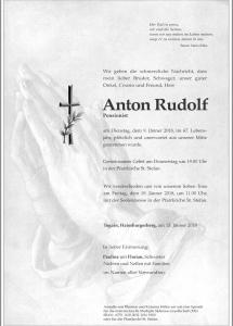 Rudolf Anton
