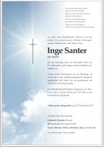 Santer Inge