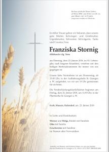Stornig Franzi