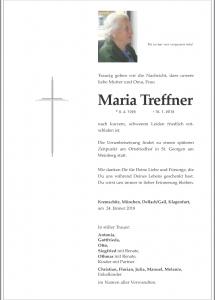 Treffner Maria