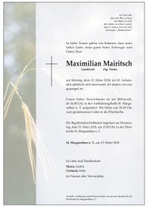 parte Mairitsch