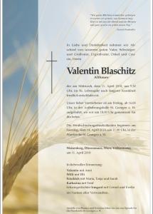 Blaschitz Valentin