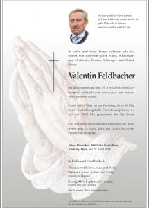 Feldbacher Valentin