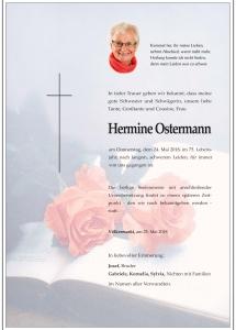 Ostermann Hermine