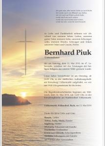Piuk Bernhard
