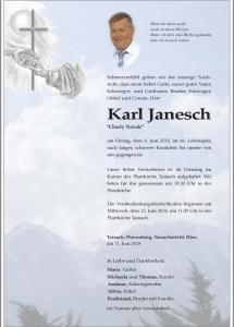 Janesch Karl