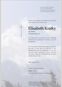 Kratky Elisabeth