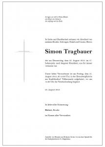 Tragbauer Simon