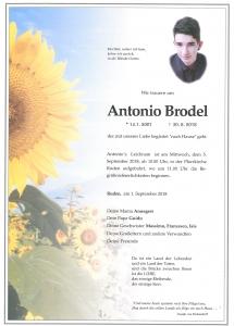 Brodel Antonio