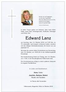 Lanz Edward
