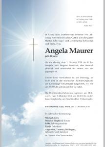 Maurer Angela
