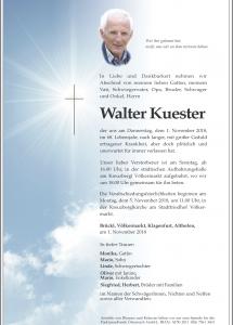 Kuester Walter
