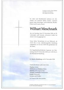 Meschnark Wilhart