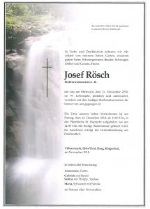 Rösch Josef