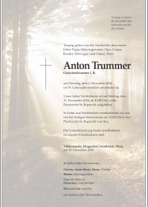 Trummer Anton