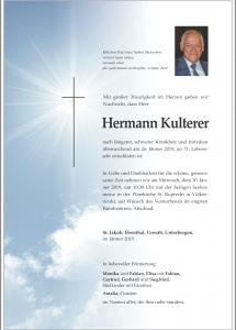 Kulterer Hermann