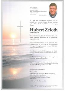 Zeloth Hubert