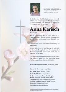 Karisch Anna