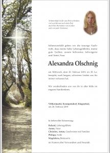 Olschnig Alexandra