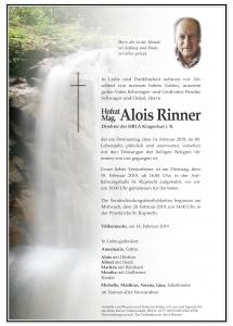 Rinner Alois