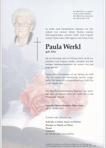 Werkl Paula