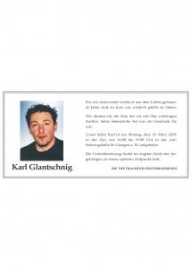 Glantschnig Karl