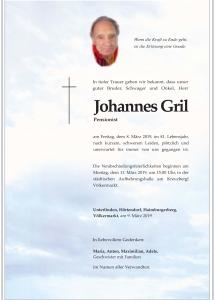 gril johannes